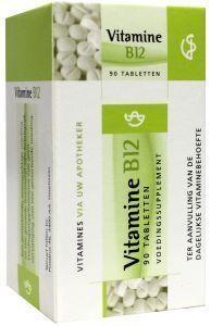 Spruyt Hillen Spruyt Hillen Vitamin B12 1000 µg 90 Tabletten