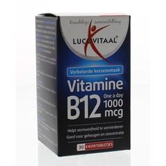 Lucovitaal Lucovital Vitamin B12 1000 µg 30 Tabletten