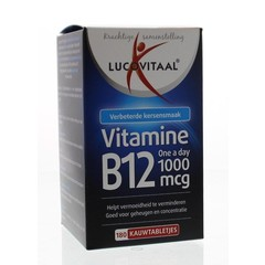 Lucovitaal Lucovital Vitamin B12 1000 µg 180 Tabletten