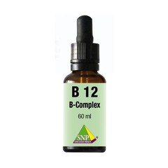 SNP Vitamin B12 B Komplex sublingual 60 ml