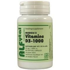 Alfytal Vitamin D3-1000 90 Weichgele