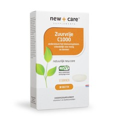 New Care Säurefreie C1000 30 Tabletten