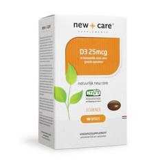 New Care D3 25 mcg 100 Kapseln.