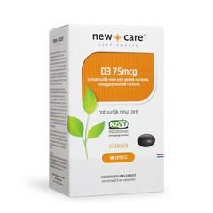 New Care D3 75 mcg 100 Kapseln.