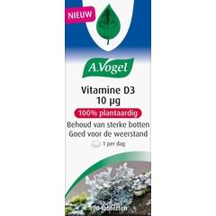 A Vogel Ein Vogel Vitamin D3 10ug 100 Tabletten