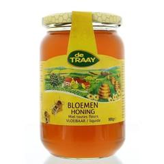 Traay Flower Honig Flüssigkeit 900 Gramm