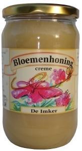 De Imker De Imker Die Bienenzüchter-Blütenhonigcreme 900 Gramm