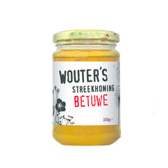 Traay Wouters regionalen Honig Betuwe 350 Gramm