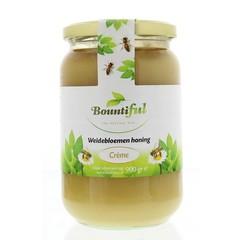 Bountiful Reichhaltige Wiesenblumen Honigcreme 900 Gramm