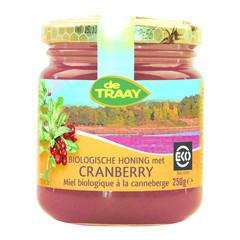 Traay Cranberry Honig Bio 250 Gramm