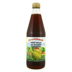 Crombach Pear Dicksaft Eko 500 ml