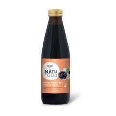 Natufood Schwarzer Johannisbeer-Ur-Saft vital 330 ml