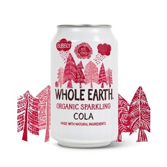 Whole Earth Ganze Erde Cola 330 ml