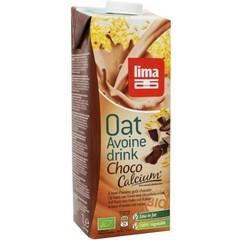 Lima Hafer trinken Schokolade und Kalzium 1 Liter