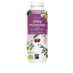 Little Miracles Kleine Wunder Weißer Tee bio 330 ml