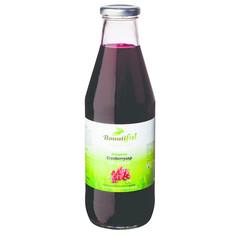 Bountiful Reichhaltiger Cranberrysaft gesüßt 750 ml