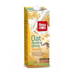 Lima Hafer Drink Vanille 1 Liter
