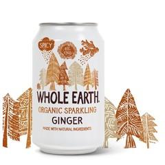 Whole Earth Ganze Erde Ingwer 330 ml