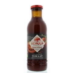 Schulp Jakobsmuschelsaft Saft Tomate rein biologisch 750 ml