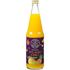Your Organic Nat Ihr Bio Nat Fruchtsaft Apfel Ananas Mango 700 ml