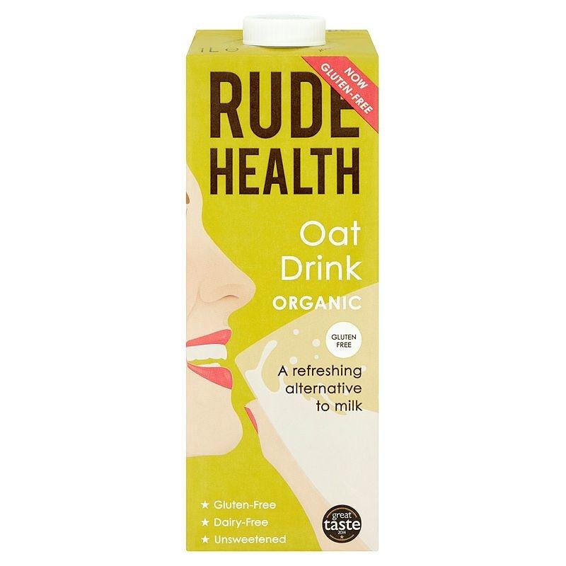 Rude Health Rude Health Oat Drink 1 Liter
