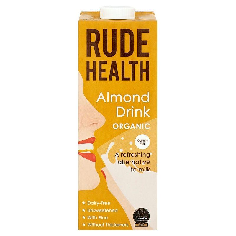 Rude Health Rude Health Mandeldrink 1 Liter