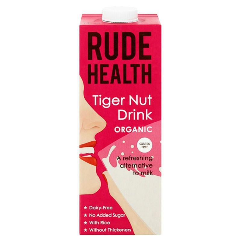 Rude Health Rude Health Tiger Nut Drink 1 Liter