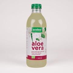 Purasana Aloe Vera Getränkegel 1 Liter