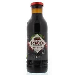 Schulp Schuppenstärke Saft Kirsche bio 750 ml