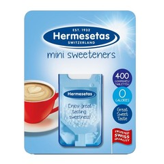 Hermesetas Hermesetas süß 400 Tabletten