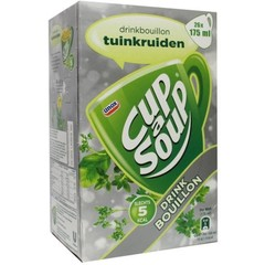 Cup A Soup Tasse A Suppe Klare Gartenkräuterbrühe 26 Beutel