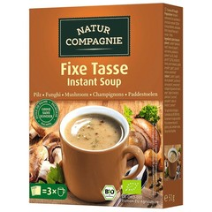 Natur Compagnie Instant Pilzsuppe 51 Gramm