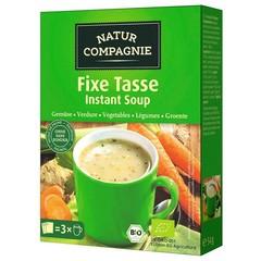 Natur Compagnie Instant Gemüsesuppe 54 Gramm