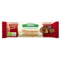 Allos Chococonfiserie Marzipan / Nougat 35 Gramm