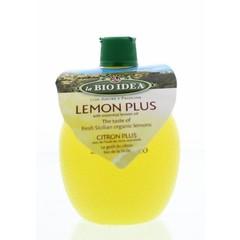 Bioidea Zitronensaft-Quetschflasche 200 ml