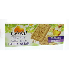 Cereal Crusty Sesam 200 Gramm