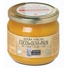 Amanprana Kokos-Oliven-rote Palme 325 ml