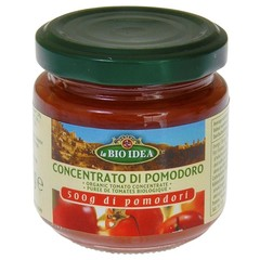 Bioidea Tomatenmark 22% 100 Gramm