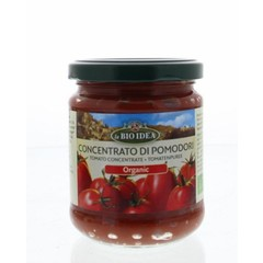 Bioidea Tomatenmark 22% 200 Gramm