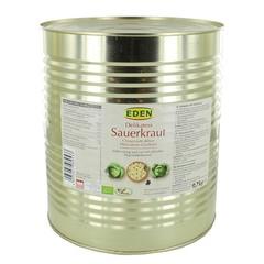 Eden Sauerkraut in einer Dose 9700 Gramm