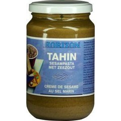 Horizon Tahin mit Meersalz Eko 350 Gramm