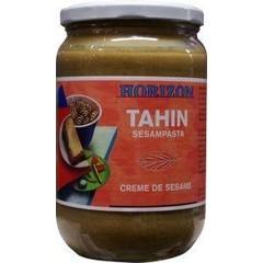 Horizon Tahin ohne Salz eko 650 Gramm