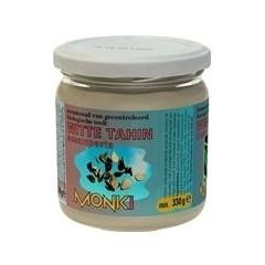 Monki White Tahini ohne Salz eko 330 Gramm