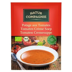 Natur Compagnie Tomatencremesuppe 40 Gramm