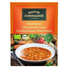 Natur Compagnie Minestrone Suppe 50 Gramm