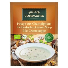 Natur Compagnie Pilzcremesuppe 40 Gramm