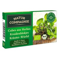 Natur Compagnie Basilikum & Thymian 80 Gramm