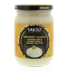Yakso Mayonnaise ohne Ei 240 Gramm