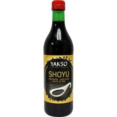 Yakso Shoyu 500 ml