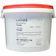 Monki Tahin ohne Salz eko 3 Kilogramm